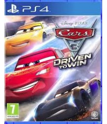 Cars 3: Driven to Win [PS4]