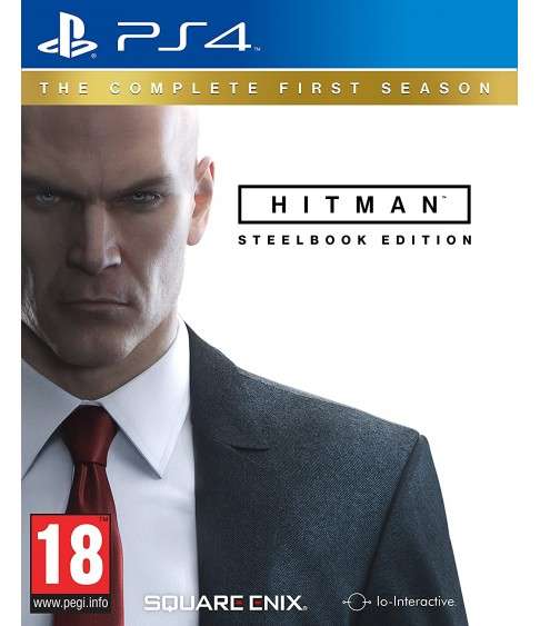 Hitman: The Complete First Season (PS4)