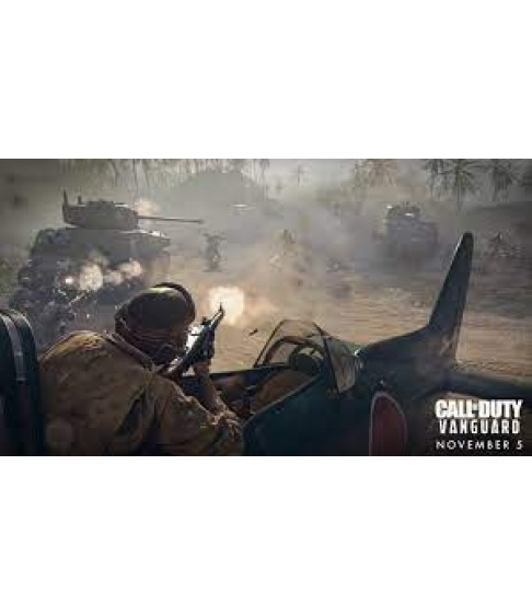 Call of Duty: Vanguard Xbox One (Ettetellimine)