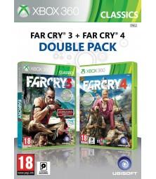 Far Cry 3 + Far Cry 4 Collection [XBOX 360]