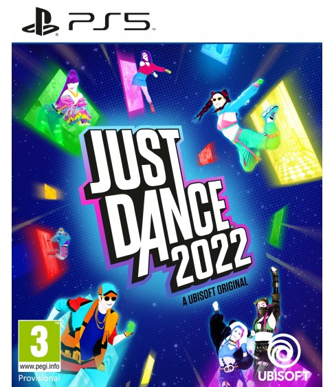 Just Dance 2022 PS5