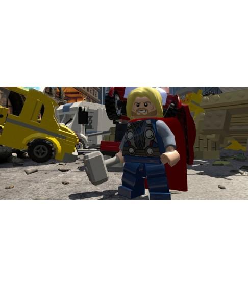 LEGO Marvel Avengers PS Vita