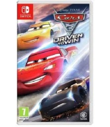 Cars 3: (Тачки 3) Driver to Win (Code In Box) (Switch)