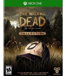 The Walking Dead Telltale Series Collection Xbox One