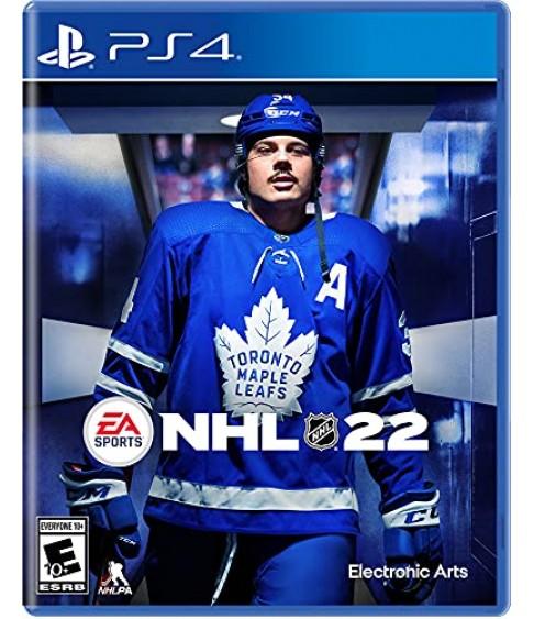 NHL 22 PS4