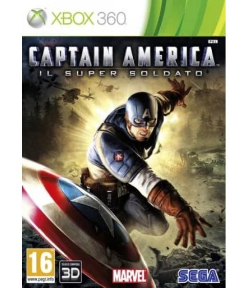 Captain America: Super Soldier (Xbox 360) Kasutatud