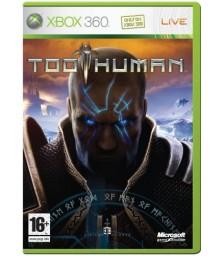 Too Human XBOX 360 Kasutatud