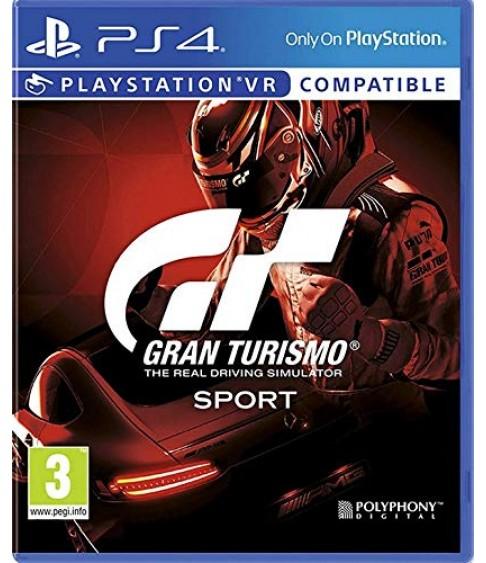 Gran Turismo Sport (VR compatible) [PS4]
