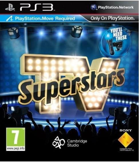 TV SuperStars (PS Move) [PS3]