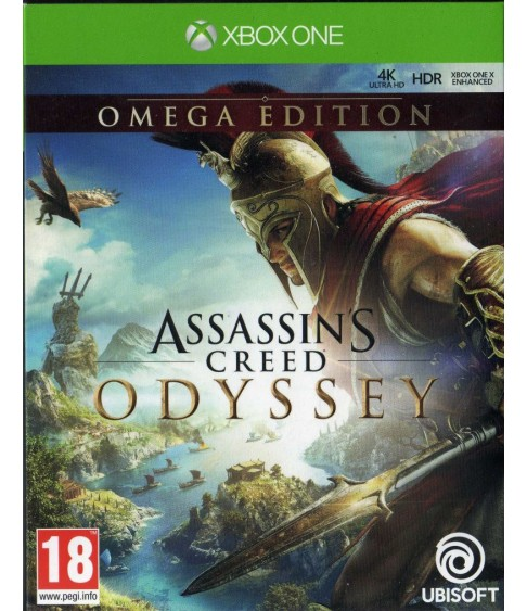 Assassin's Creed: Odyssey Omega Edition Xbox One