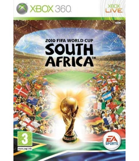 2010 FIFA World Cup South Africa (XBox 360) Kasutatud