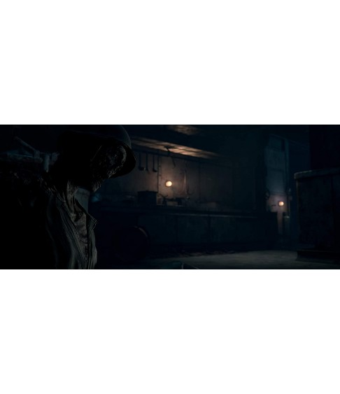 The Dark Pictures: Little Hope [PS4]