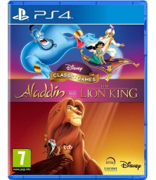 Disney Classics: Aladdin and The Lion King PS4