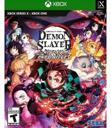 Demon Slayer: Kimestu no Yaiba-The Hinokami Chronicles XBOX