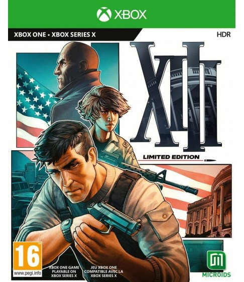 XIII Limited Edition [Xbox One - Xbox Series X]