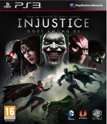 Injustice: Gods Among Us. [PS3]