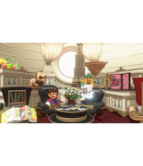 Super Mario Odyssey Switch