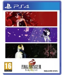 Final Fantasy VIII - Remastered [PS4]