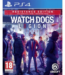 Watch Dogs: Legion Resistance Edition PS4 / PS5