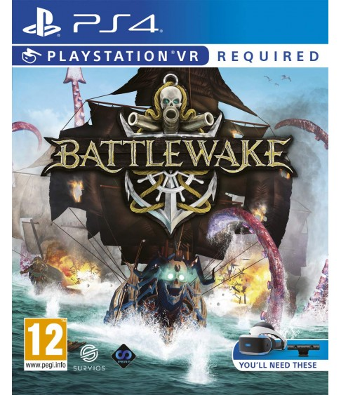 Battlewake (PS VR) [PS4]
