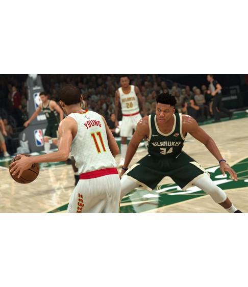 NBA 2k21 Switch