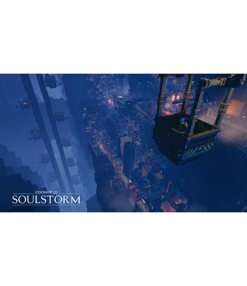 Oddworld: Soulstorm - Day One Edition [PS4]