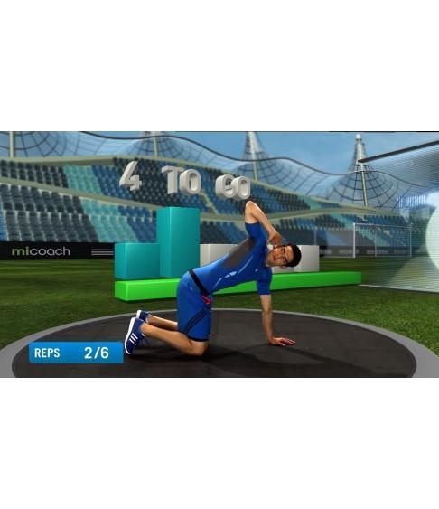 KINECT Adidas miCoach [Xbox 360]