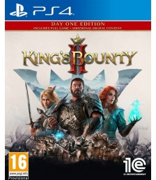 King's Bounty II Day One Edition PS4