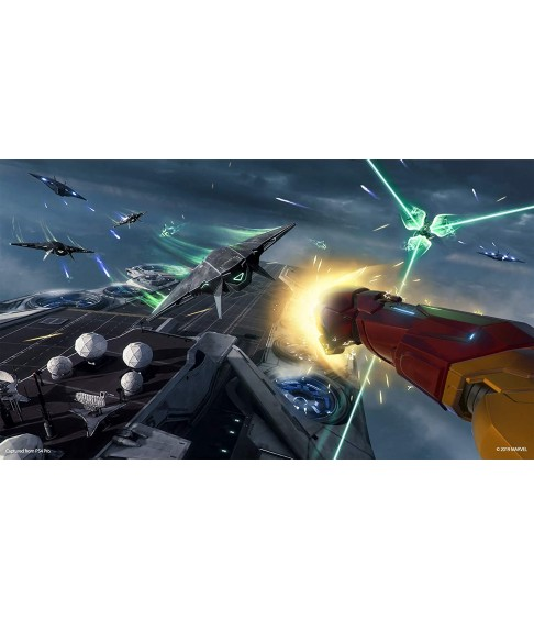 Marvels Iron Man PS4 VR