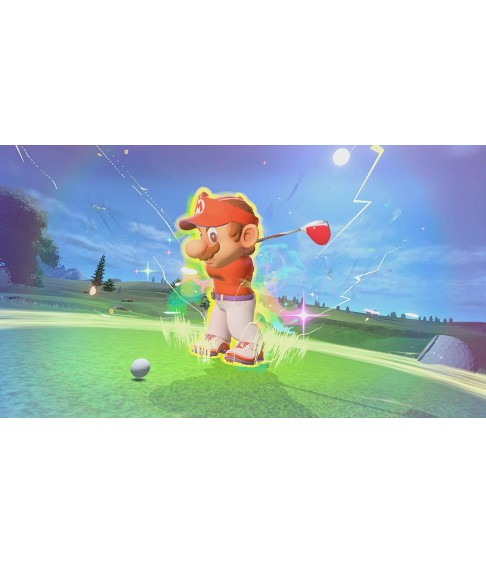 Mario Golf: Super Rush Switch