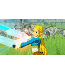 Hyrule Warriors Age of Calamity Switch