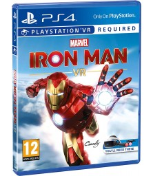 Marvels Iron Man PS4 VR