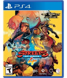 Streets of Rage 4 PS4