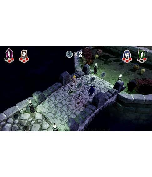 The Addams Family: Mansion Mayhem PS4