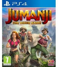Jumanji The Video Game PS4