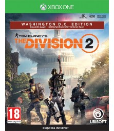 Tom Clancy's: The Division 2: Washington D.C Edition (Xbox One)