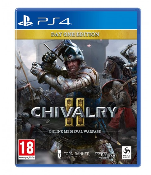Chivalry II - Day One Edition [PS4]