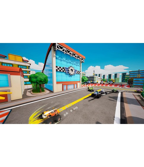 Blaze and the Monster Machines: Axle City Racers [Nintendo Switch]