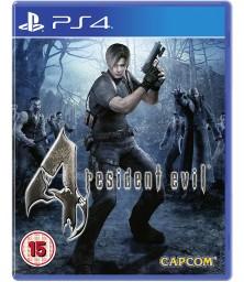 Resident Evil 4 HD [PS4]