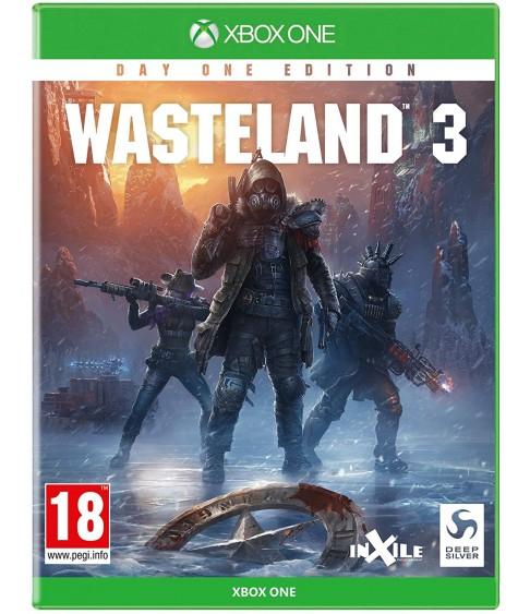 Wasteland 3 [XBox One,]