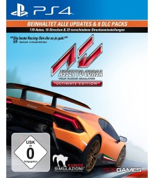 Assetto Corsa Ultimate Edition [PS4]