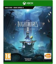 Little Nightmares II. Day one Edition [Xbox One, русские субтитры]