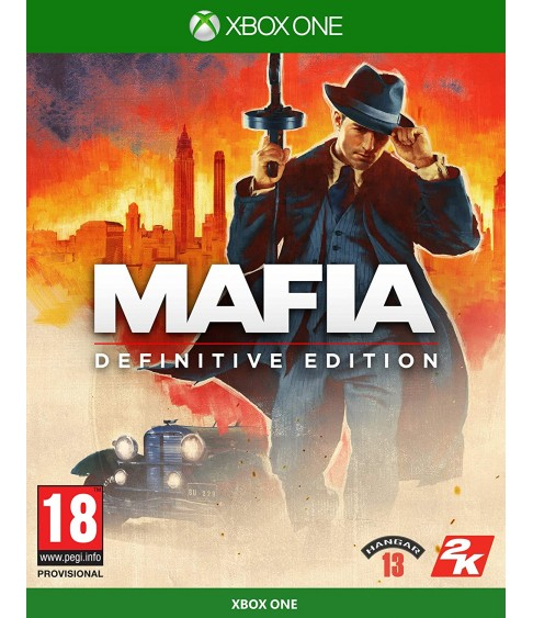 Mafia: Definitive Edition [Xbox One]