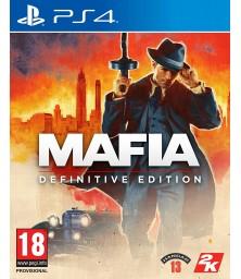 Mafia: Definitive Edition [PS4]