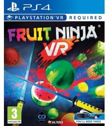 Fruit Ninja PSVR PS4
