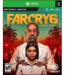 Far Cry 6 Standard Edition XONE/XSX (Ettetellimine)