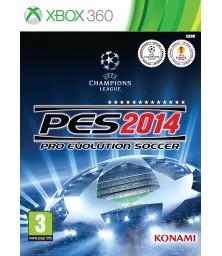 Pro Evolution Soccer 2014 [Xbox 360]