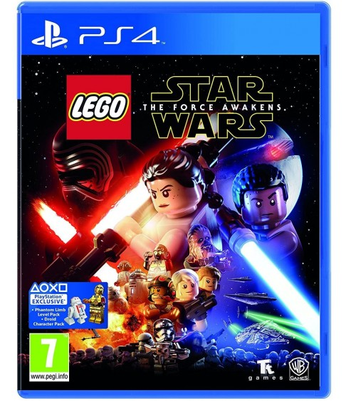 Lego Star Wars: The Force Awakens [PS4]
