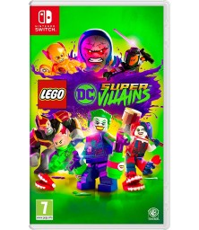 LEGO DC: Super-Villains (Code In Box) (Switch)