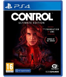 Control: Ultimate Edition [PS4]